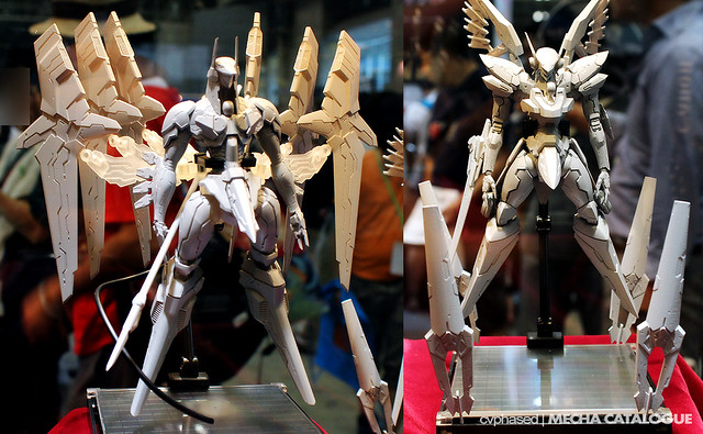 RIOBOT Reveals at Wonder Festival Summer 2012