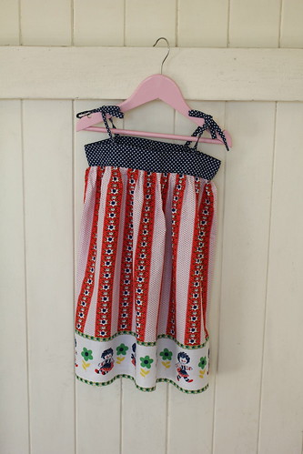 Raggedy Ann dress