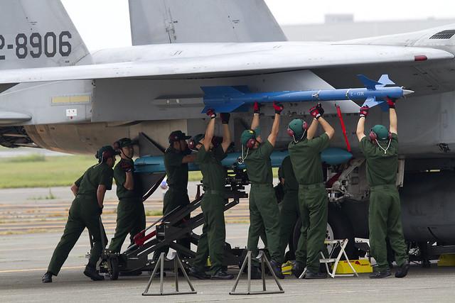 JASDF F-15J Scramble Demonstration