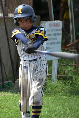 2012夏日大作戰 - 桜島 - 野球試合 (8)