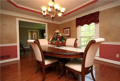 Dining room at Northwood East