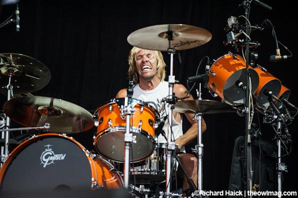 Foo Fighters @ Outside Lands 2012