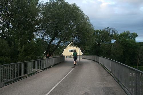 Brücke über die Ifflandstraße