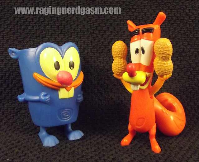Cartoon Network Toys : Cartoon network happy meal toy display bing images