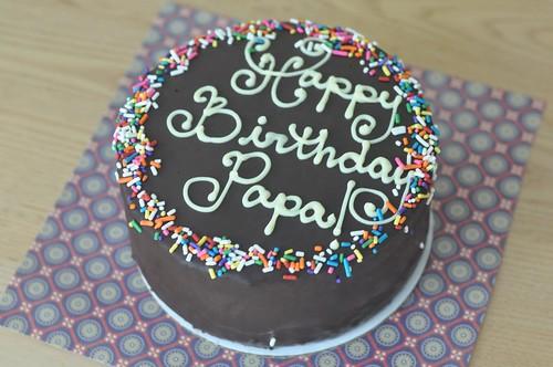 Scratch Baking Co Birthday Cake