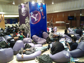 Yahoo! Hack 2012 India