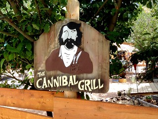 The Cannibal Grill