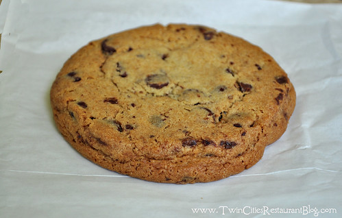 Chocolate Chip Cookie at Finnish Bistro ~ St Paul, MN