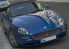 automobile(1.0), automotive exterior(1.0), maserati(1.0), vehicle(1.0), maserati gran sport(1.0), performance car(1.0), automotive design(1.0), maserati 3200 gt(1.0), maserati coupã©(1.0), maserati spyder(1.0), land vehicle(1.0), luxury vehicle(1.0), convertible(1.0), supercar(1.0), sports car(1.0),
