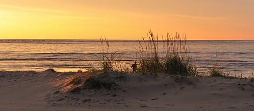 sunset holiday suomi finland sand nikon explore gps nikkor ferie gp1 kalajoki hiekkasärkät