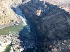 Gorges at Victoria Falls