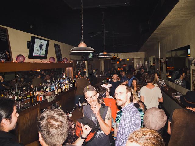 Kensington Club Bar