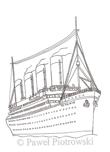 titanic- work in progress