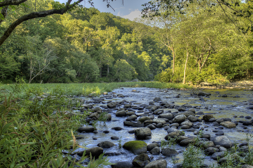 Caney Fork River 1, Virgin Falls SNA, White Co, TN