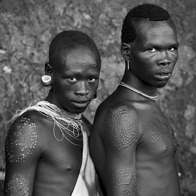 African Baskets: TRIP DOWN MEMORY LANE: SURI PEOPLE: AFRICA`S MOST SKILLFUL