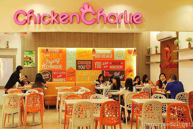 Chicken Charlie Pinoy Style Double Fried Chicken The Purple Doll