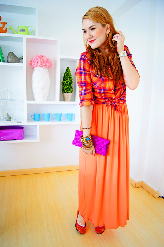 Colorful outfit by The Joy of Fashion (1)