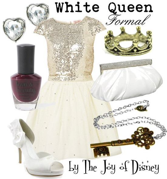 White Queen (Alice in Wonderland)