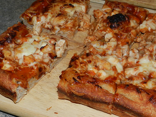 BBQ Deep Dish PIzza (13)