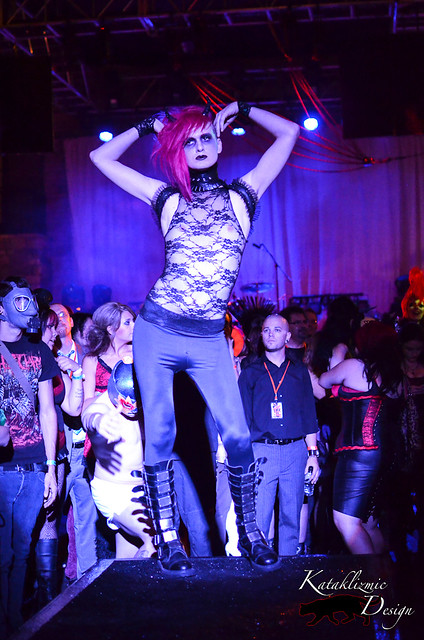 Hell on Heels Fashion Show - Fetish Heat 2012