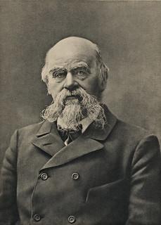 Hans Hagerup Krag (1829 - 1907)