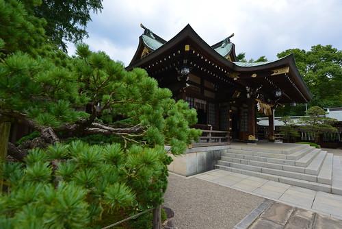 2012夏日大作戰 - 熊本 - 出水神社 (7)