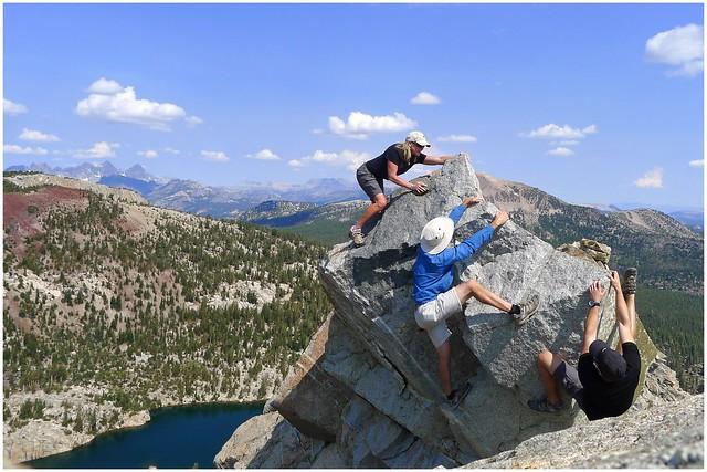 Crystal Crag Summit