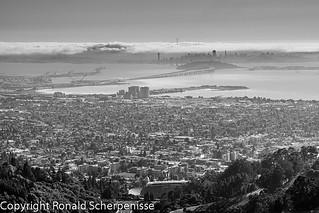 Berkely, Oakland and San Francisco