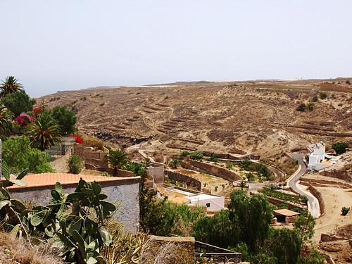 East Tenerife Hills
