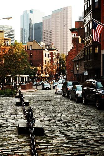 Near Paul Revere House