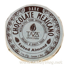 Taza Salted Almond Chocolate Mexicano
