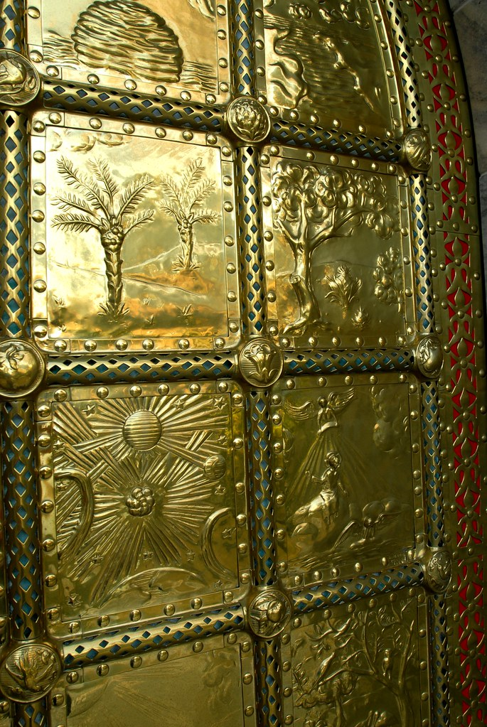 ... Great Brass Door Details & The Singing Tower History \u0026 Information | Bok Tower Gardens