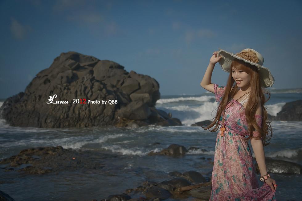 。。。Luna 夏末比基尼。。。