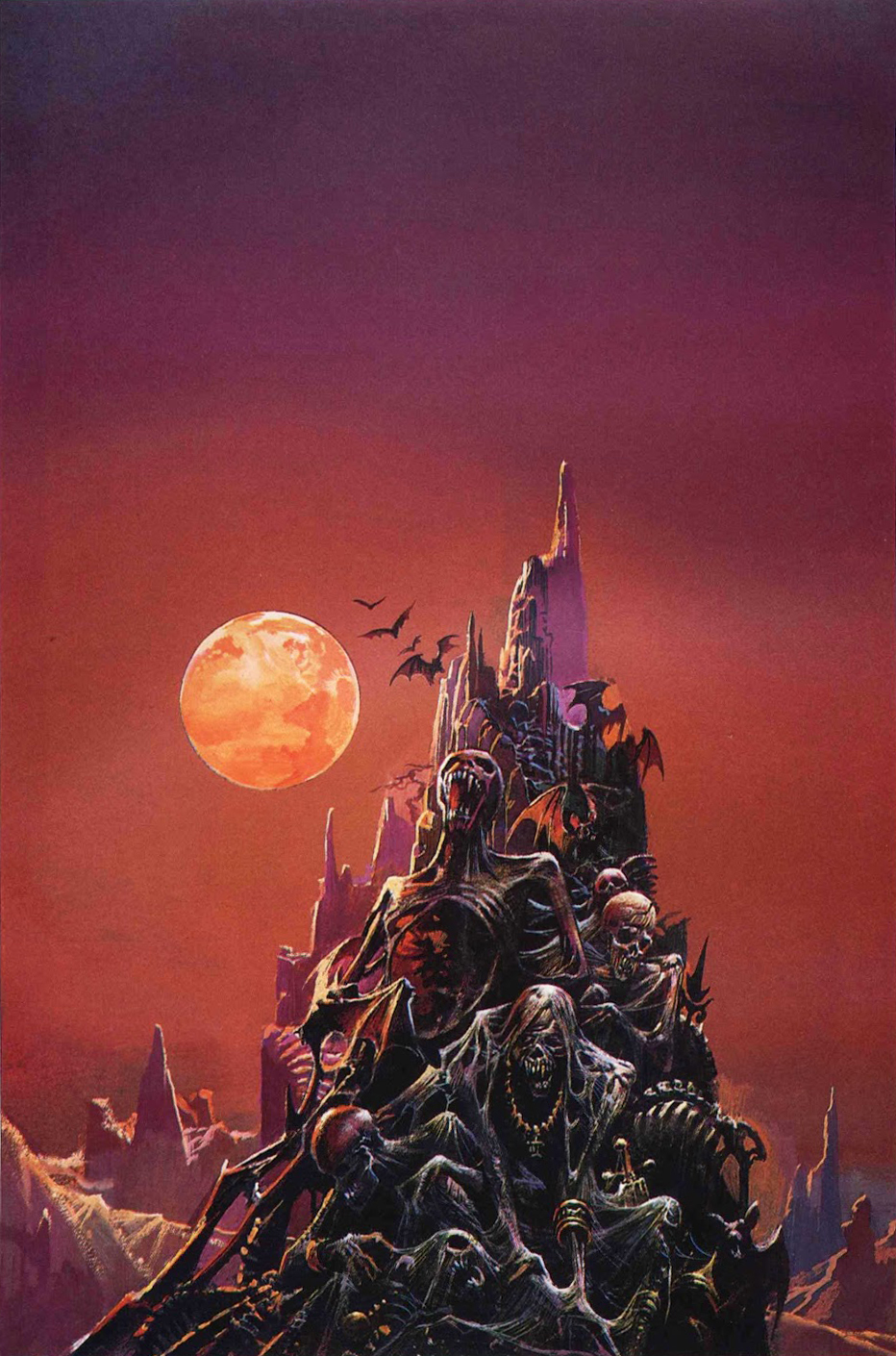 Bruce Pennington - The Horror Horn, 1973