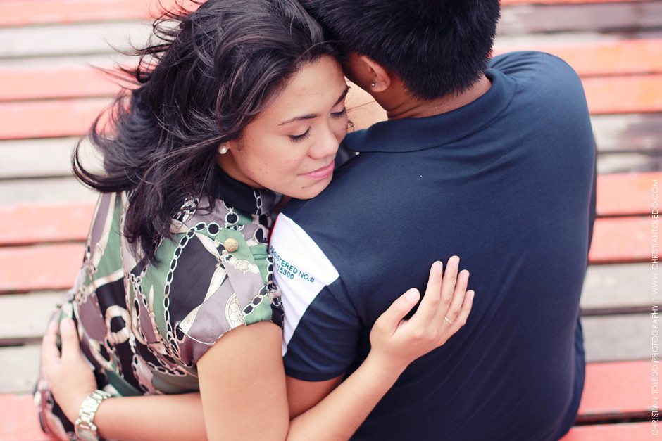 Engagement Session Plantation Bay, Cebu Engagement Photographer