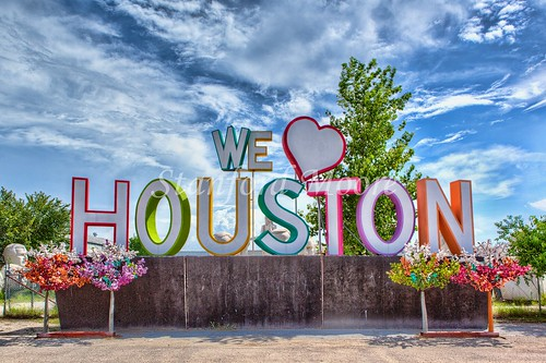 We ♥ Houston