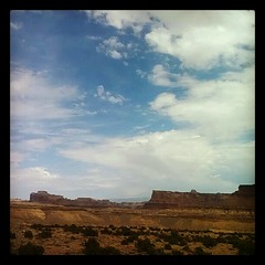 ...and MORE. This is just what I could take from a MOVING CAR. #BeautifulUtah