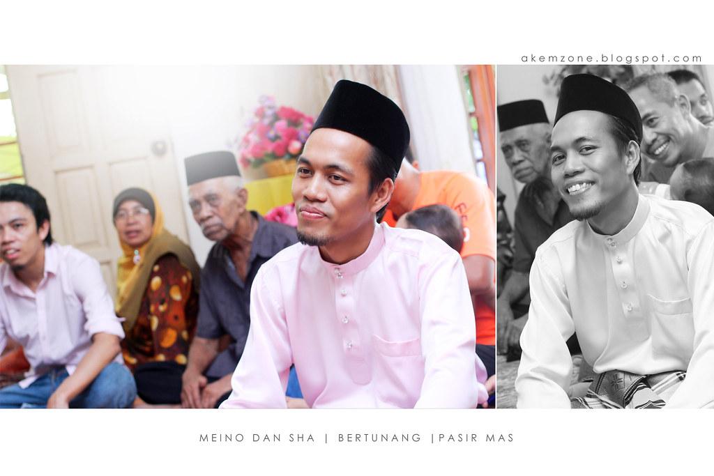 Rumaino Dan Sha | Pertunangan | Pasir Mas, Kelantan D.N.2