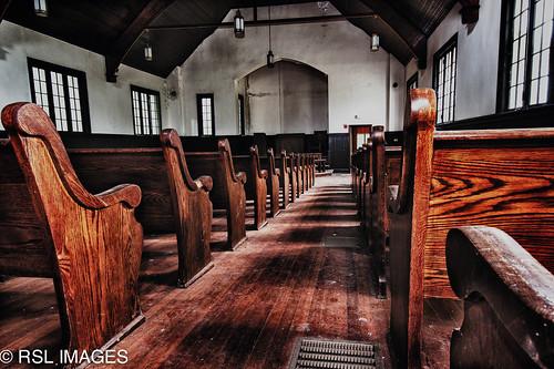 old abandoned church northcarolina dirt dust concord pews woodfloors spiritofphotography