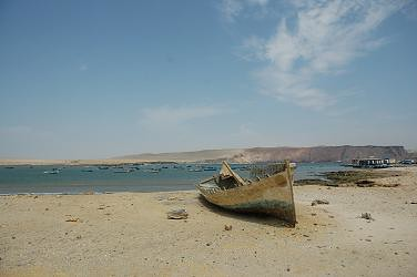 Sea kayaking in Paracas with Nature Expeditions (8)