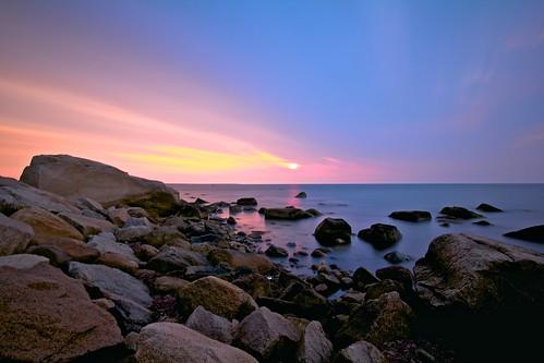 sunrise exposure cape cod nobska