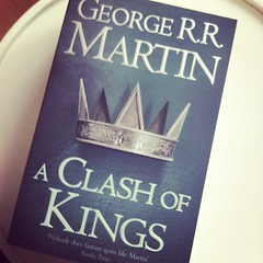 Now on to a clash of kings