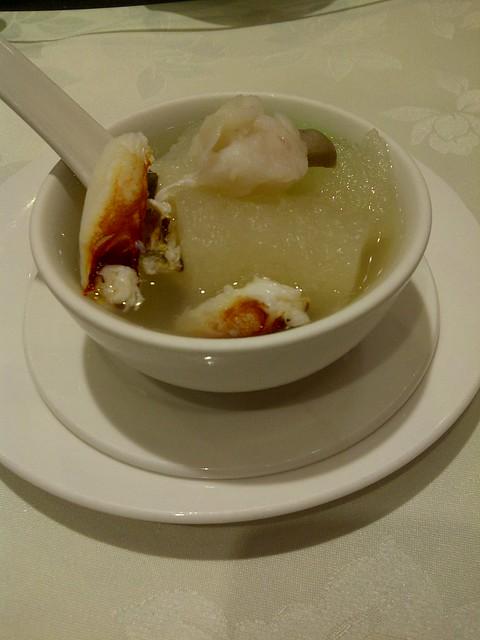 soup served 3