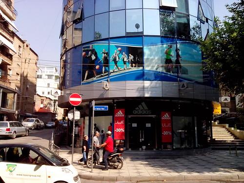 Attimo di Tirana by Ylbert Durishti