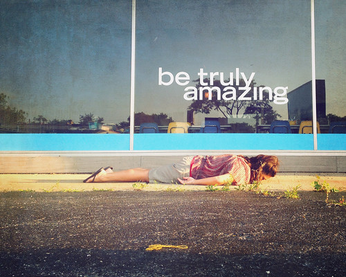be truly amazing