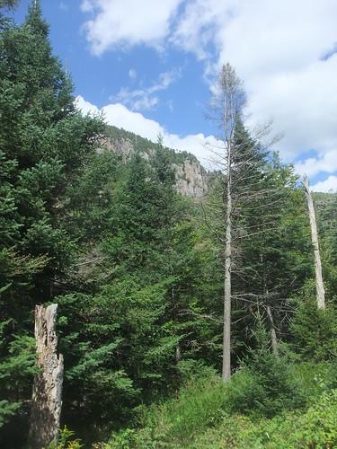 Adirondacks view