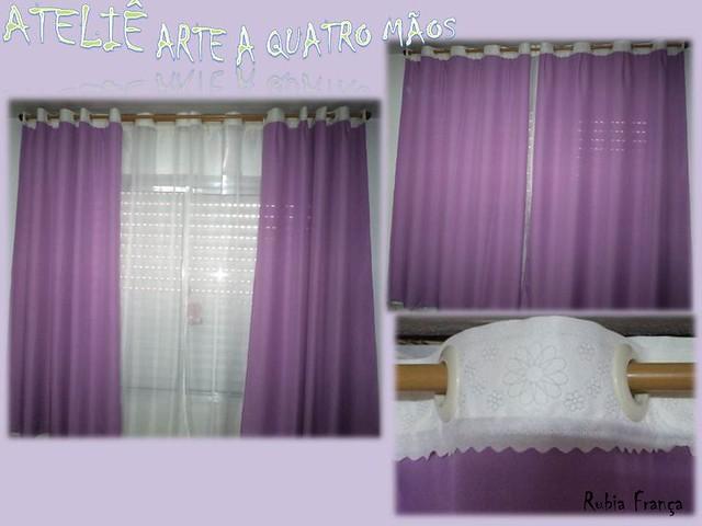Cortina Para Quarto Dos Vingadores ~ cortina do quarto de minha filhota  Flickr  Photo Sharing!