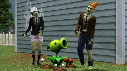 Zombies and fairies step into the sims 3 supernatural spotlight.