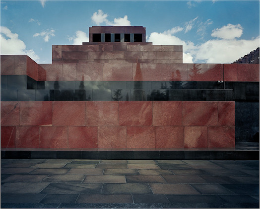 Richard Pare Mausoleum Facade 1998