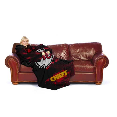 Kansas City Chiefs Huddler Blanket